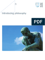 Introducting to Philosophy