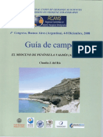 Mioceno de La Peninsula de Valdes
