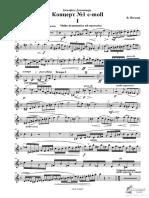Peskin concert for trumpet