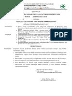 342391907 Sk Koordinasi Dan Komunikasi Lintas Program Dan Lintas Sektor