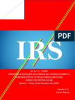 IRS 2009