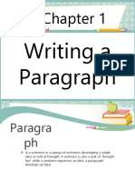 Chapter 1 Making a Good Paragraph.pptx