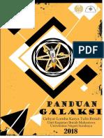 Booklet Lkti Galaksi 2018