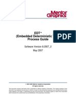 EDT DETERMINISTIC TEST GUIDE
