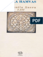 Bela Hamvas Scientia Sacra I III 1995 PDF