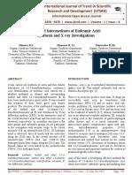 Targeted Intermediates of Eudesmic Acid