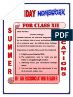 Integrated Home Work Xii Pcm (LPS)
