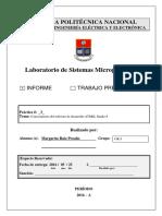 Informe 3- Conocimiento Del Software de Desarrollo ATMEL Studio 6