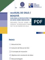 Manual de Oslo_2014