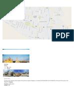 Comrat - Google Maps