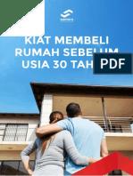MODUL SANTARA Membeli Rumah Sebelum Usia 30 Tahun