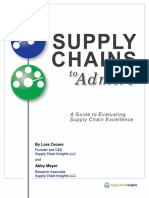 Supply Chains to admire