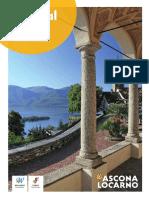 Official Guide 2016 Ascona-Locarno