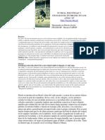 Fabio Franzini - Fútbol, Identidad y Ciudadanía en Brasil en Los Años 30