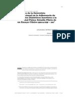Dialnet-ImpactoDeLaEntrevistaMotivacionalEnLaAdherenciaDeP-6128120