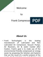 Diesel engine air compressors
