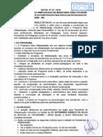Edital - Mais Alfa001