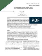 Perfis Diferenciais de Perda de Memória entre a Demência Frontotemporal e a do Tipo Alzheimer