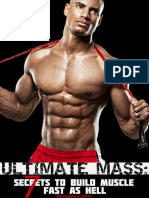 Brandon Carter - Ultimate mass_ 7 secrets to build muscle fast as hell (2015, B&B Sports Nutrition).epub