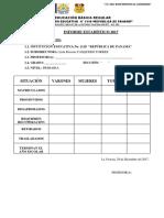 2 Formatos de Documentos de Fin de Año