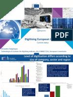 Digitising European Industry