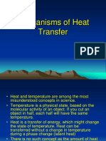 Mechanisms of Heat Transfer Edt