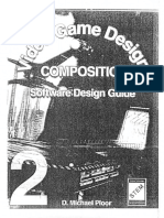 Video Game Design Composition Software Design Guide