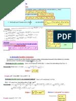 3-Operatii,Formule de Derivare