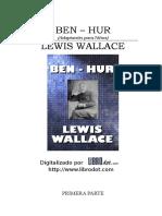 Ben Hur (Versión Para Niños)