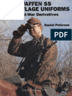 Europa Militaria 18 Waffen-SS Camouflage Uniforms & Post-War Derivatives