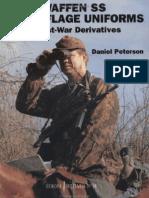 Europa Militaria 18 Waffen-SS Camouflage Uniforms & Post-War Derivatives