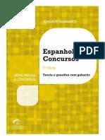 Espanhol Para Concursos