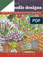 Angela Porter Zen Doodle Designs INTERIOR Szhataya