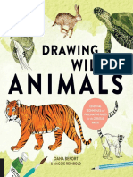 Drawing Wild Animals - Oana Befort