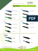 Conectores de Fibra VE 2013