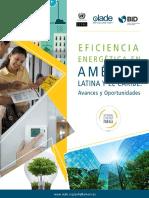 Eficiencia Energetica en America Latina y El Caribe Avances y Oportunidades