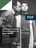 ``Solos en la ciudad. _Flores de papel_, de Egon Wolff´´.pdf