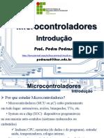 Aula 02 Introdução a Microcontroladores