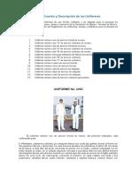 Clasificación y Descripción de Los Uniformes Navales