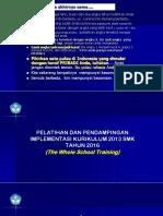 8.Pelatihan Dan Pendampingan K-13 SMK