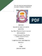Instituto de Educacion Superior Tecnologico Publico Yunguyo