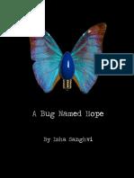 a bug named hope