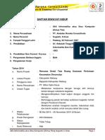 CV Sugiarti 2015