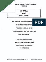 RX del-hf-100A