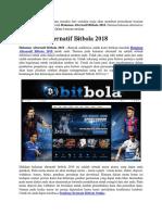 Halaman Alternatif Bitbola 2018