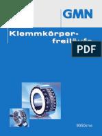 GMN Klemmkoerperfreilaeufe