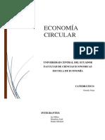 Ecuador inmerso en la Economía Circular-2
