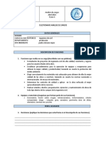 Cuestionario Análisis de Cargos