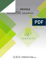 Company Profile PT Logarith Engineering Indonesia