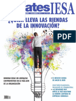 2 Debates Iesa Xx 4 Quien Lleva Las Riendas de La Innovacion Oct Dic 2015 2